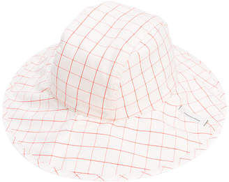 Tiny Cottons checked sun hat