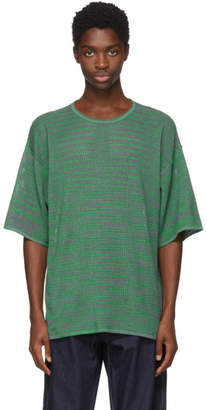 Missoni Green Oversized T-Shirt