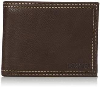 Levi's Men's Traveler Wallet
