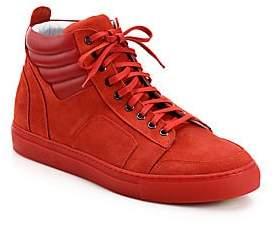 Del Toro Men's Suede Boxing Sneakers