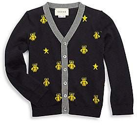 f5243204eed0b Gucci Blue Boys  Sweaters - ShopStyle