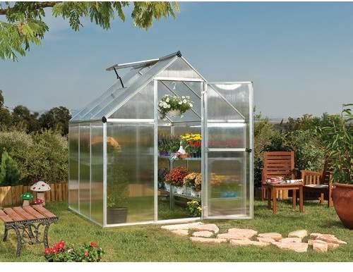 Palram Nature Greenhouse Frame