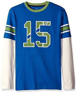 Scout + Ro Big Boys' Football Two-fer T-Shirt