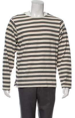 Acne Studios Striped Crew Neck Sweater