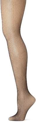 Capezio Women's Studio Basics Fishnet Seamless Tight