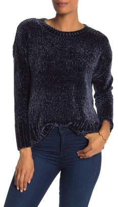 Philosophy Apparel Long Sleeve Chenille Pullover