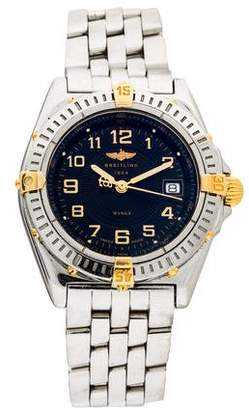 Breitling Wings Automatic Watch