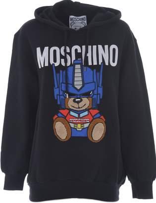 Moschino Transformer Bear Hoodie