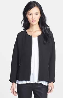 Eileen Fisher Bracelet Sleeve Jacket
