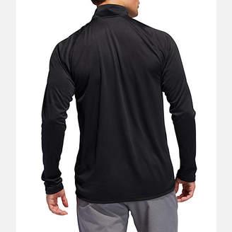 adidas Men's FreeLift Sport Quarter-Zip Training Shirt
