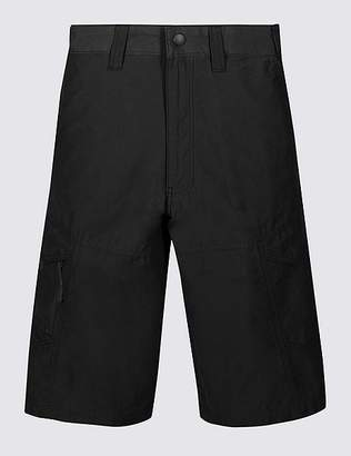 Marks and Spencer Big & Tall Cotton Rich Trekking Shorts