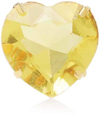 Mordekai Crystal Heart Ring