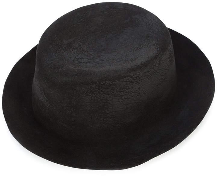 Horisaki Design & Handel panama grained hat