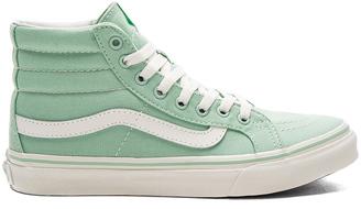 Vans Sk8-Hi Slim Sneaker $55 thestylecure.com
