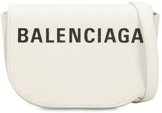 Balenciaga Xs Ville Day Leather Shoulder Bag
