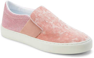 Marc Fisher Pink Tint Calie Slip-On Sneakers