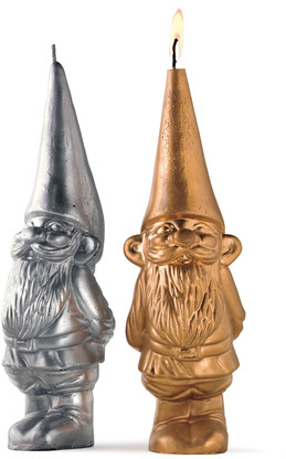 Gnome Candle