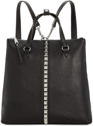 INC International Concepts I.n.c. Faany Studded Convertible Backpack, Created for Macy's