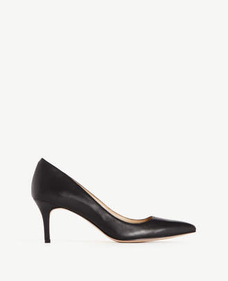 Ann Taylor Eryn Leather Pumps