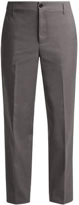 Golden Goose Straight-leg cotton chino trousers