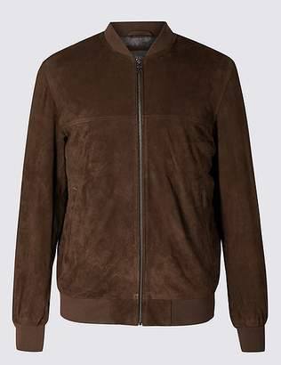 Marks and Spencer Suede Jacket