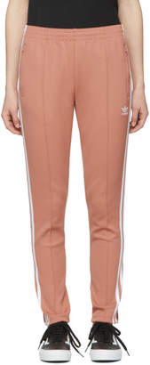 adidas Pink SST Track Pants