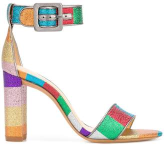 Alexandre Birman Rainbow sandals