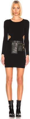 Beau Souci BEAU SOUCI Julia Dress in Black | FWRD