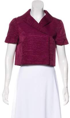 Max & Co. MAX&Co. Cropped SHort Sleeve Jacket