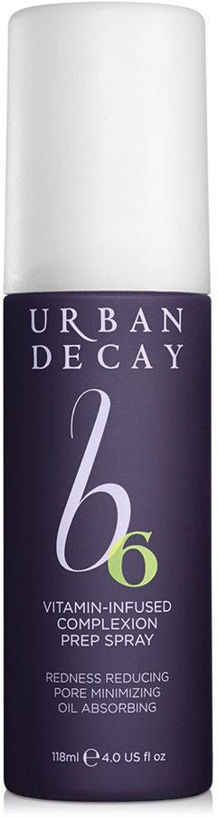 Urban Decay b6 Vitamin-Infused Complexion Prep Spray, 4 oz