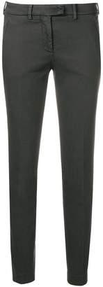 Incotex low waist slim-fit trousers