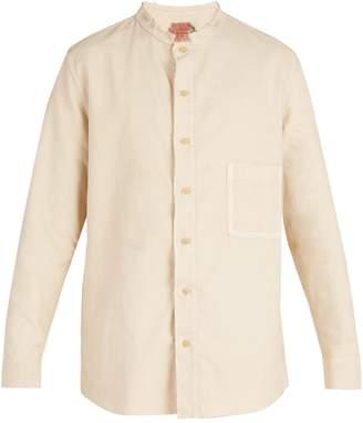 BY WALID Tarek 19th-century linen shirt