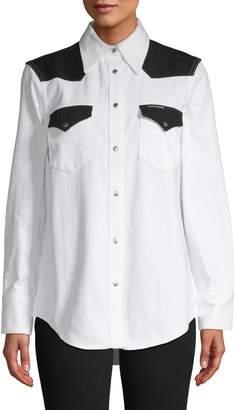 Calvin Klein Jeans Classic Cotton Top