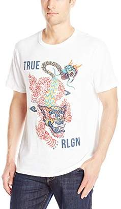 True Religion Men's Guardian Graphic T-Shirt