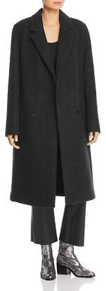 Alexander Wang Double-Faced Overcoat