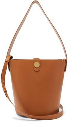 Sophie Hulme Swing leather bucket bag