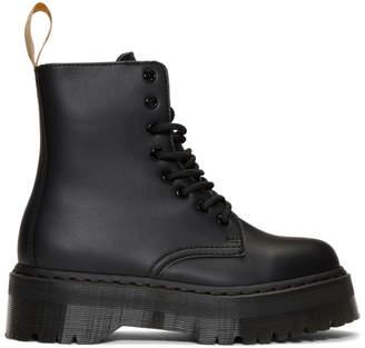 Dr. Martens Black Vegan Mono Jadon II Boots
