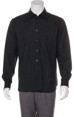 Miu Miu Virgin Wool Shirt