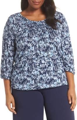 5cdfc1339d9 MICHAEL Michael Kors Blue Plus Size Tops - ShopStyle