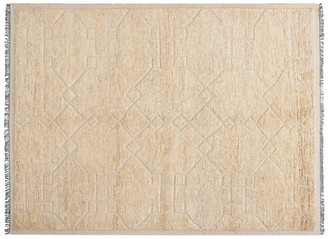 One Kings Lane Thomas O'Brien Jute-Blend Rug - Tan