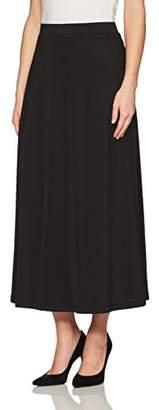 Kasper Women's A Line Maxi Skirt (3)