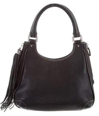 Chanel LAX Leather Shoulder Bag