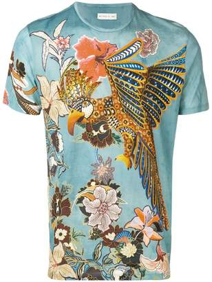 Etro Jungle printed T-shirt