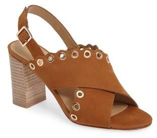 Women's Vaneli Barth Grommet Sandal $159.95 thestylecure.com