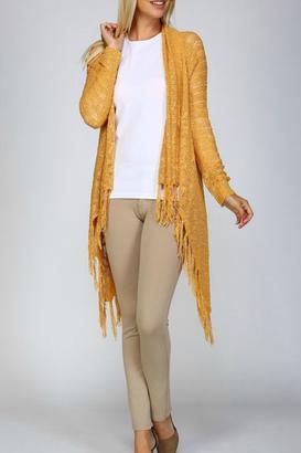 Listicle Knit Crochet Cardigan $35.99 thestylecure.com