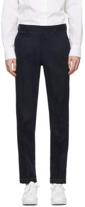 Brioni Blue Chino Trousers