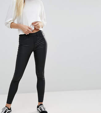 531a354a93 Leather Look Skinny Jeans - ShopStyle UK