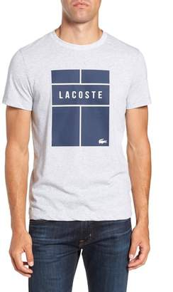 Lacoste Ultra Dry Regular Fit Jersey T-Shirt