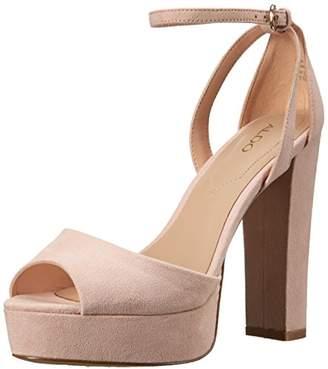Aldo Women's Olivarra Platform Sandal