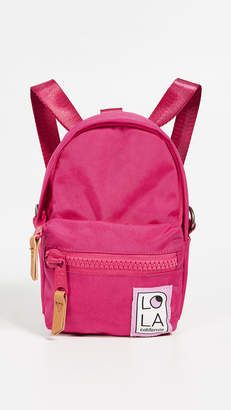 LOLA Cosmetics Stargazer Mini Convertible Backpack